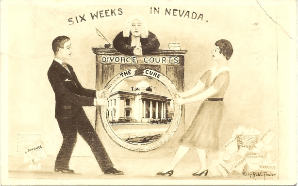 Six Weeks in Nevada