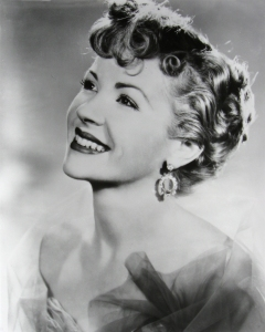 Marilu Norden in the 1950s (Photo courtesy Norden family)
